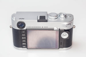 Zenit-M Camera and 35mm f/1.0 Lens Kit - Limited Silver Edition *Demo*