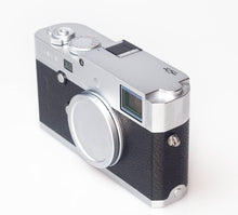 Load image into Gallery viewer, Zenit-M Camera and 35mm f/1.0 Lens Kit - Limited Silver Edition *Demo*