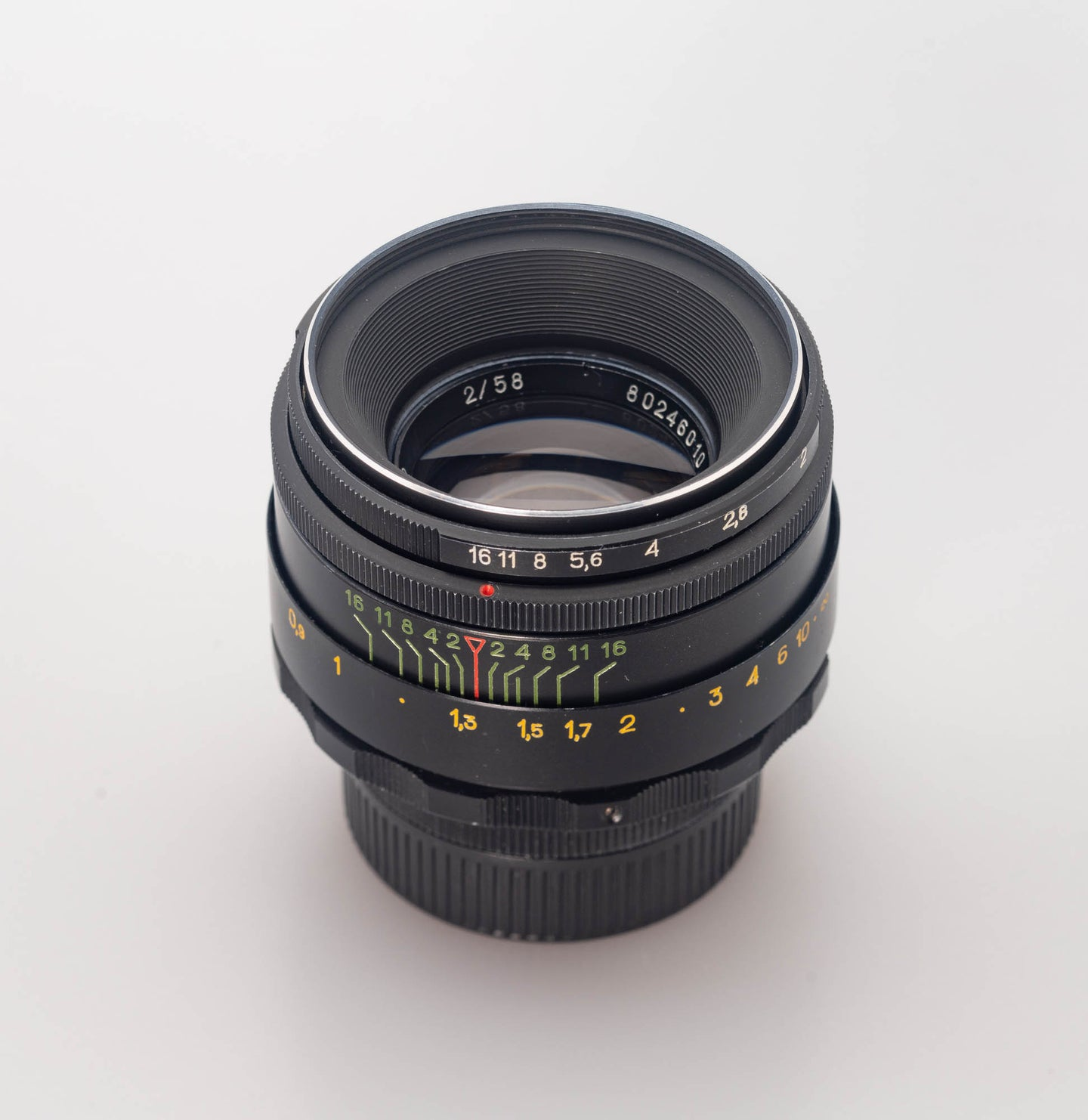 Classic Vintage Helios 44-2 Lens (used but CLA'd)
