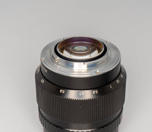 Load image into Gallery viewer, * Used *  MC-Zenitar 50mm f/1.2 S lens - for Nikon APS-C sensors