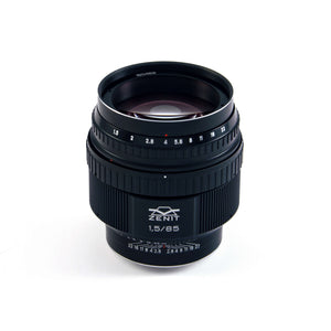 Zenit MC-Helios #40-2    85mm f/1.5 lens in M42 Mount