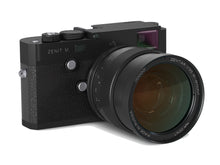 Load image into Gallery viewer, Zenit-M Camera and 35mm f/1.0 Lens Kit - Limited Edition Black Version