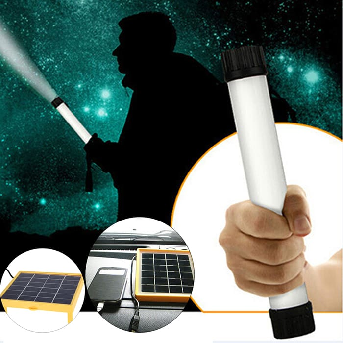 Multi-use 25 LED Solar Light Lamp/Powerbank
