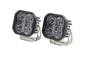 "Diode Dynamics Stage Series 3"" SAE/DOT White MAX Standard LED Pod Pair"