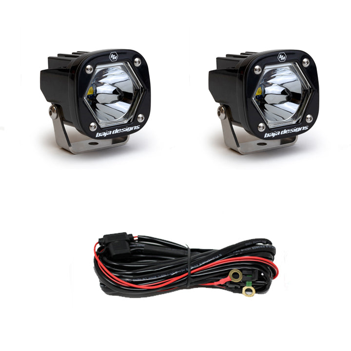 Baja Designs S1 LED Light - NEO Garage