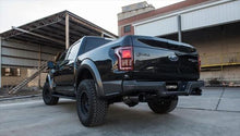 "Load image into Gallery viewer, 2017-2020 Ford Raptor Ecoboost 3.0"" Dual Rear Exit Cat-Back Exhaust System - NEO Garage"