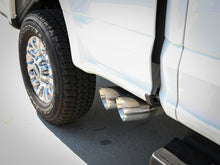 "Load image into Gallery viewer, 2017-2021 Ford F250/350, aFe Power Rebel Series 3"" 409 Stainless Steel Cat-Back Exhaust System"