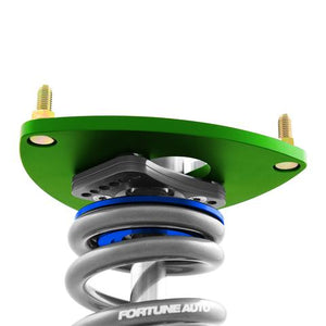 2016-2018 Ford Focus RS Fortune Auto 510 Coilovers