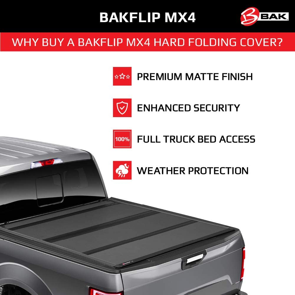 2017 Ford F250 350 450 Bakflip Mx4 Tonneau Cover Neo Garage
