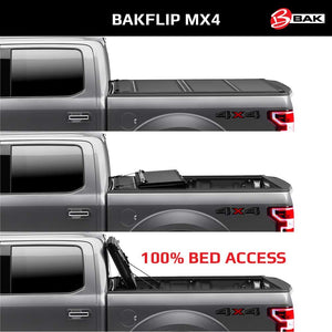 2017+ Ford F250/350/450 BAKFlip MX4 Tonneau Cover