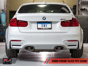 AWE TRACK EDITION EXHAUST SUITE FOR F8X M3 / M4 - NEO Garage