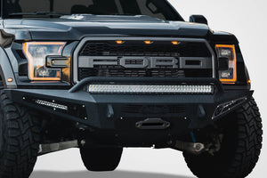 2017+ Ford Raptor ADD Honeybadger Winch Front Bumper - NEO Garage