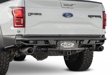ADD Pro Bolt On Rear Bumper - NEO Garage