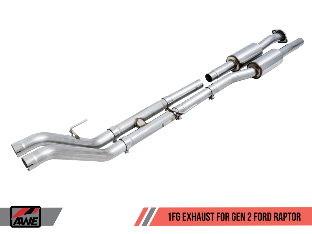 AWE 1FG Exhaust Kit - NEO Garage