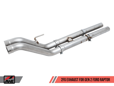 AWE 2FG Exhaust Kit
