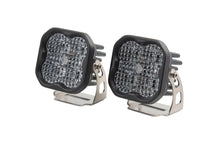 "Load image into Gallery viewer, Diode Dynamics Stage Series 3"" SAE/DOT White MAX Standard LED Pod Pair"