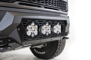 2017-2020 FORD RAPTOR BOMBER FRONT BUMPER (BAJA DESIGNS VERSION) - NEO Garage