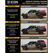 Load image into Gallery viewer, 2016-2020 Toyota Tacoma Fox Performance 2.0 Lift Kit - NEO Garage