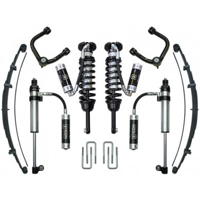 Icon Vehicle Dynamics Stage 8 Kit