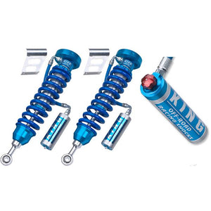 KING Front Coilovers with Reservoirs and Compression Adjusters - NEO Garage