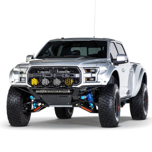 SVC OFFROAD, 2017-2020 Ford Raptor Baja Front Bumper