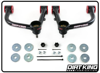 2003-2020 Toyota 4Runner Dirt King Fabrication Ball Joint Upper Control Arms Pair - NEO Garage