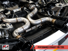 Load image into Gallery viewer, AWE PERFORMANCE EXHAUST SUITE FOR MCLAREN 720S - NEO Garage