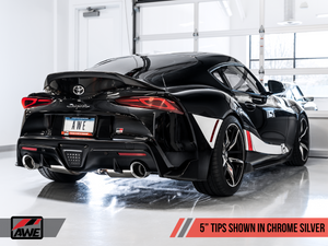 2020+ Toyota A90 Supra AWE Tuning Exhaust Suite - NEO Garage