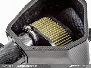 AWE S-FLO CARBON INTAKE FOR F8X M3/M4 - NEO Garage