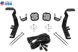 2015-2020 Ford F150 & Raptor Diode Dynamics Ditch Light Bracket Kit