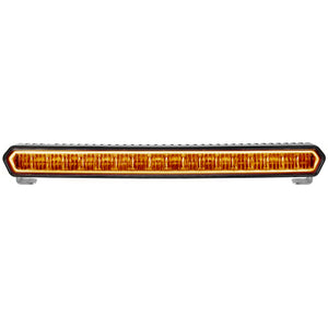 "Rigid Industries 20"" SR-L LED Off-Road Light Bar Amber Backlight"
