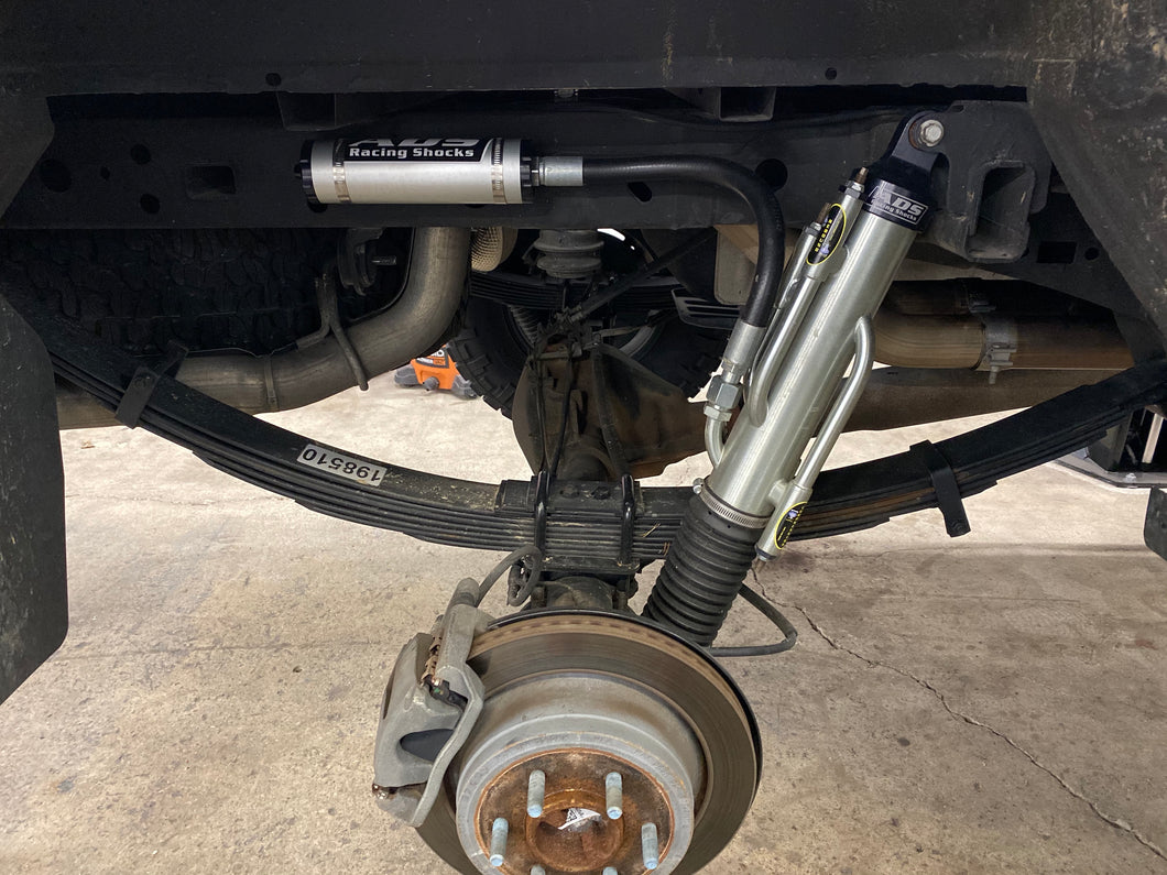 ADS 2017+ Ford Raptor 3.0 Rear Bypass Shocks Pair - NEO Garage