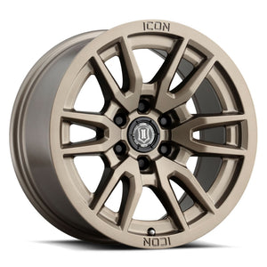 "Icon Alloys Vector 6 17"" Wheel - NEO Garage"