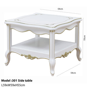 European Style  Multipurpose Side Table