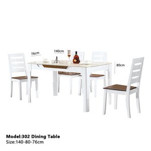Dining Table and Chair for Perfect Meal