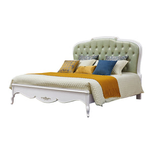 Inspirational Upholstered Tufted Headboard Bed