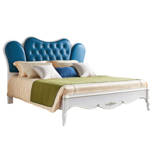 Ultimate Comfort Headboard Bed