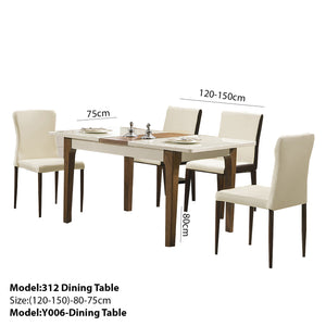 Dining Table with Timeless Design