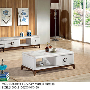 Kenton White collection Teapoy and Tv cabinet