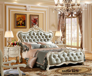 Jefferson Upholstered Bed