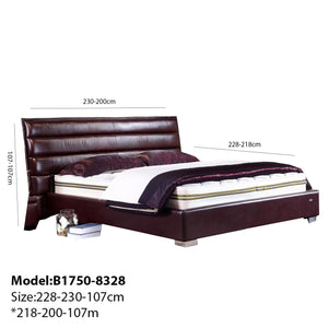 Ultraclassy Tufted Upholstered Platform Bed