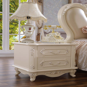 Mayhill 2 Drawers Nightstand