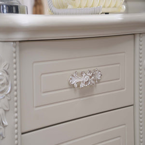 Elegance 2 Drawer Nightstand