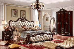Dante Upholstered Bed