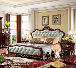 Elmander Upholstered Bed