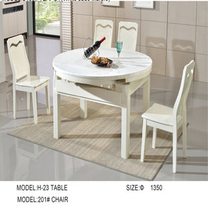 Frosty Dining Set