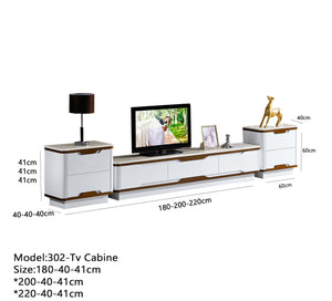 Multipurpose TV Cabinet