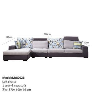 Accrington Modern-style sectional Sofa