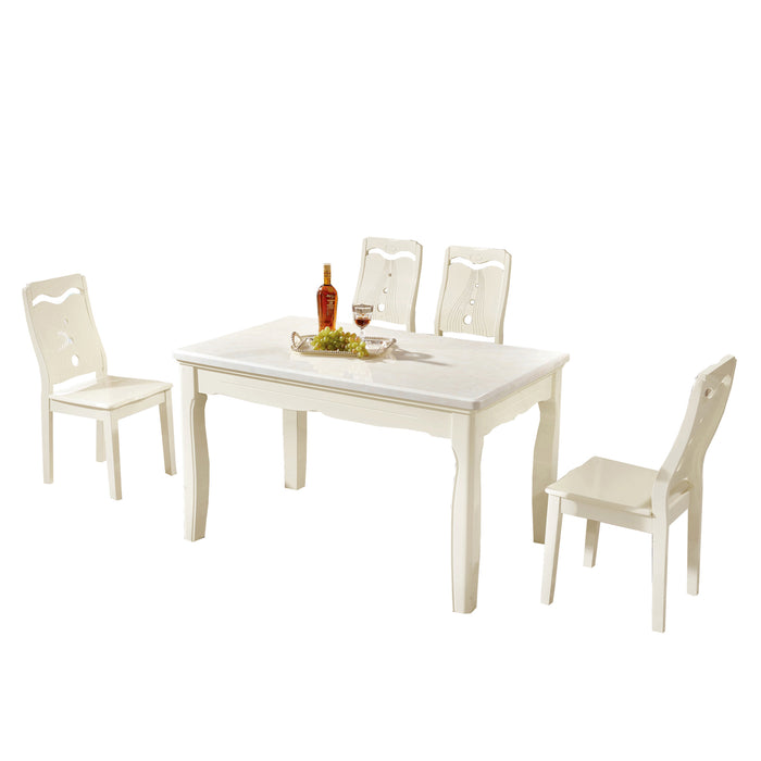 Unique Modern Dining Set