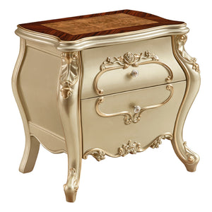 Mauricio 2 Drawer Nightstand II